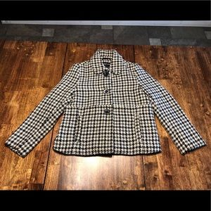 Nice!! Oleg Cassini Wool Blend Coat sz M